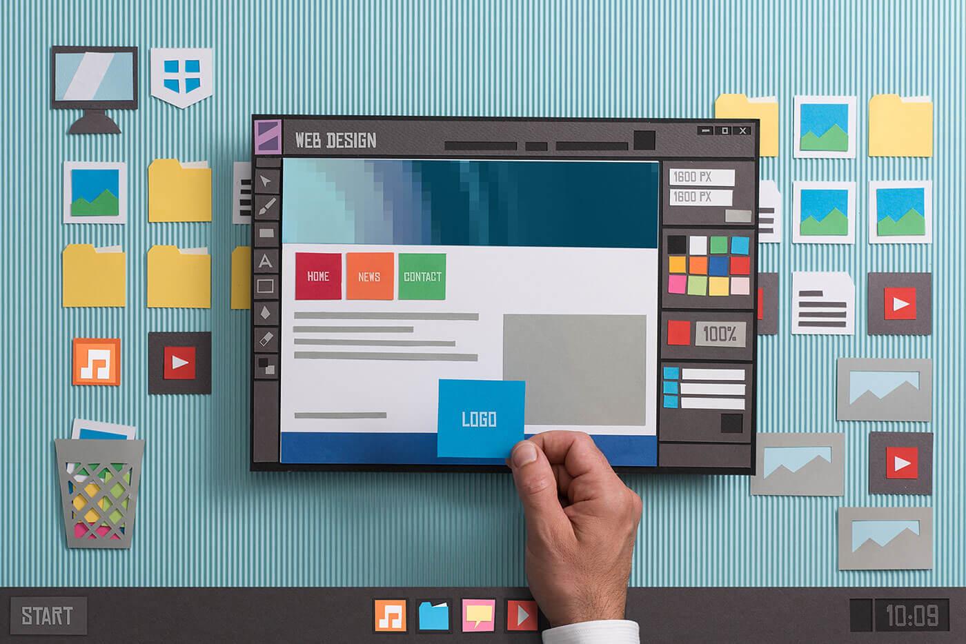 ¿Es caro el diseño web?